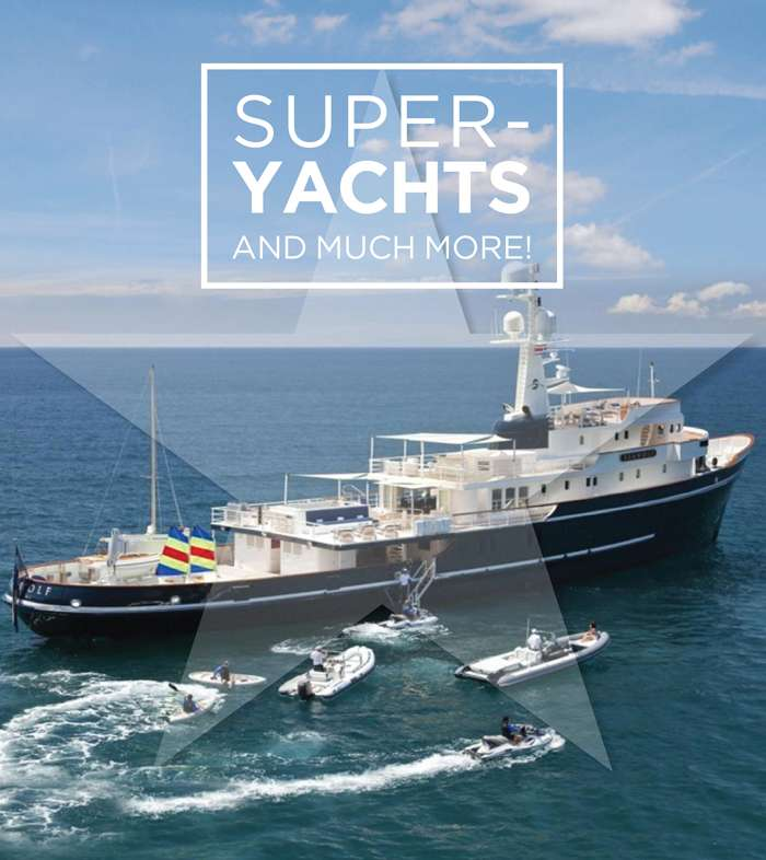 Show Stopping Superyachts Much More Sys 2019 Singapore Yacht